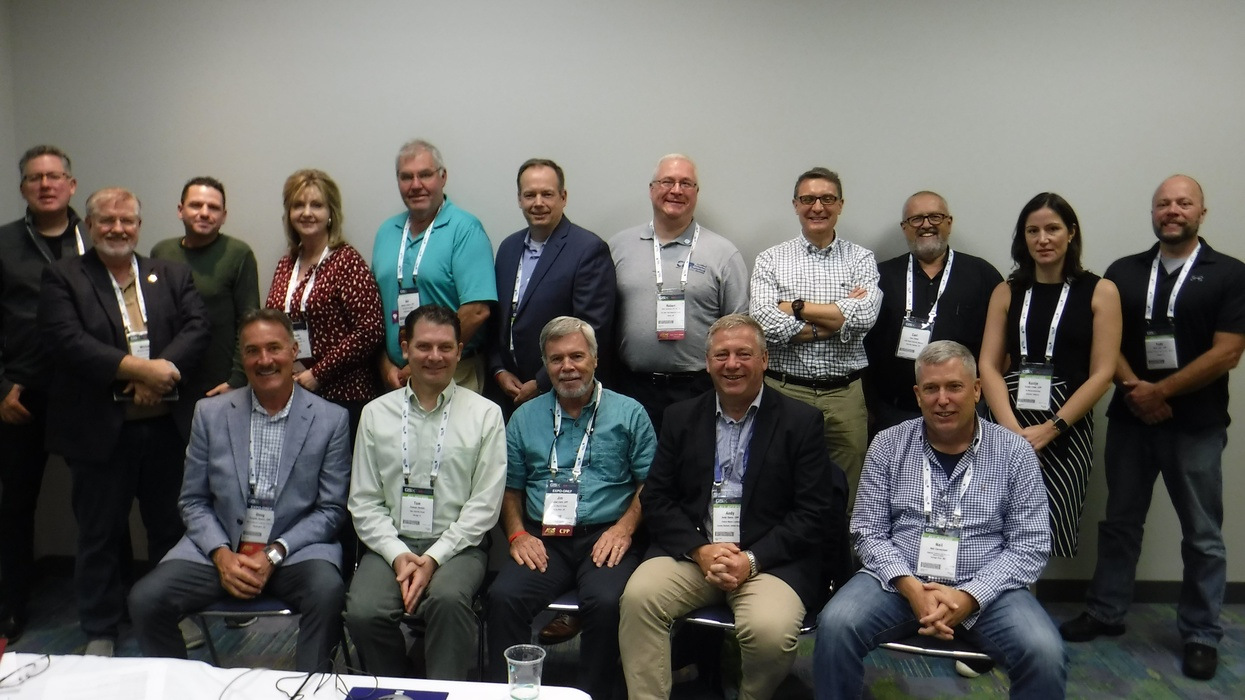 Trident Manor Managing Director Attends ASIS Cultural Properties Council Meeting in Chicago - GSX 2019